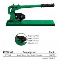 Buy cheap Small Bench Crimper ST-180 from wholesalers