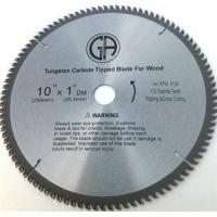 Buy cheap TCC1100 10-in. - 100 Tooth - Tungsten Carbide Tipped WOOD Cabinet Saw Blade from wholesalers