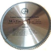 "Buy TCP27 14"" 100T Carbide Saw Blade for PLASTIC at wholesale prices"