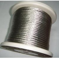 Buy cheap Tinned Copper Wire for Brush Cable from wholesalers