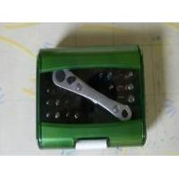 Buy cheap 25 Offset ratchet box wrench from wholesalers