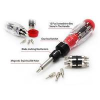 Buy cheap Screw Driver 14-IN-1 EXTENDABLE GEARLESS SCREWDRIVER from wholesalers