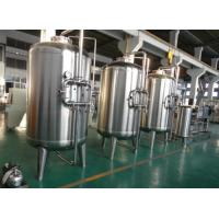Buy cheap Water Treatment Plants Pre-treatment Filters from wholesalers