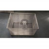 Buy cheap Part Cleaning Basket from wholesalers