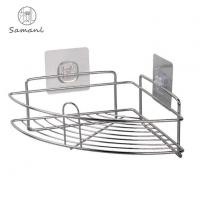 Buy cheap Stainless Steel Bathroom Corner Shelf from wholesalers