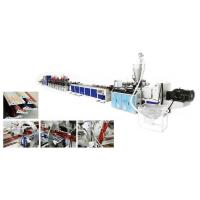 Buy cheap POLYMER COMBINATION OF STONE &PLASTIC PROFILE EXTRUSION LINE from wholesalers