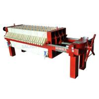 Buy cheap Manual Type Filter Press from wholesalers