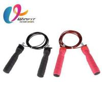 Quality Sale speed jump rope with non-slip handle for sale