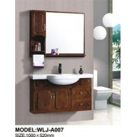 Buy cheap Bathroom Cabinet Product  WLJ-A007 from wholesalers