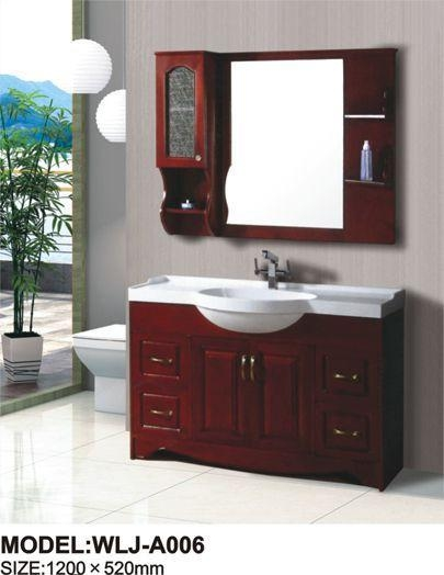 China Bathroom Cabinet Product  WLJ-A006