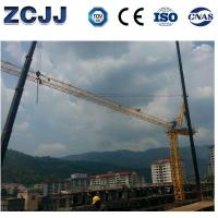 Buy Tower Crane Luffing Jib 8Ton Tower Crane at wholesale prices