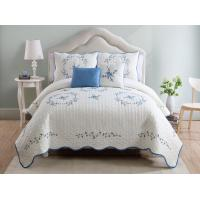 Buy Beddings 5pcs-emboridery quilt set Item No.:HSHE01 at wholesale prices