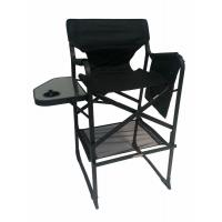 Buy Model #65TTPRO  Tall Professional Executive Director Chair With Side Table And Side Bag at wholesale prices