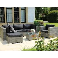 Buy cheap Elegant fancy outdoor wicker lounge bed for garden patio from wholesalers