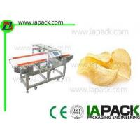 Buy cheap Customized X Ray Metal Detector Food Industry Aluminum Foil Packages from wholesalers