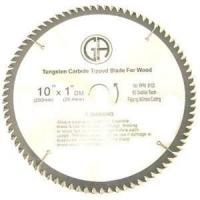 Quality TCC180 10-in. - 80 Tooth - Tungsten Carbide Tipped WOOD Cabinet Saw Blade for sale