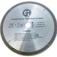 Buy cheap TCC1200 10-in. - 120 Tooth - Tungsten Carbide Tipped WOOD Cabinet Saw Blade from wholesalers