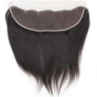 Buy cheap 4x4 Transparent Swiss Lace Closure Lace Frontal from wholesalers