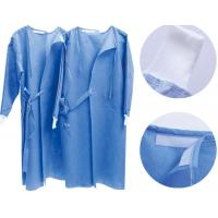Buy cheap Disposable gown Standard surgical gown from wholesalers