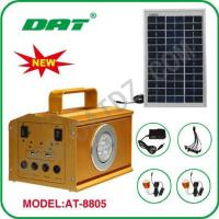 Quality Solar Lighting System AT-8805 solar lighting system 6v for sale