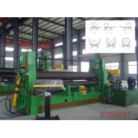 Quality W11S-Series upper-roller universal plate rolling machine for sale
