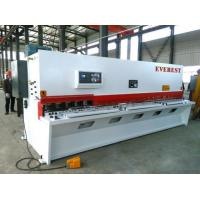 Quality QC12Y hydraulic swing beam shear for sale