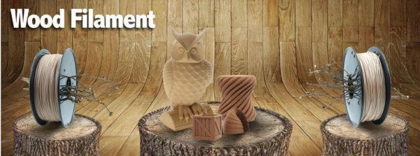 Buy Wood Filament at wholesale prices
