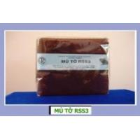 Natural rubber RSS 3