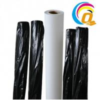Quality 85gsm 17 Inch Non Curl And Fast Dry Sublimation Paper For Garment Printing(FU-C 85) for sale