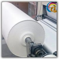 """Quality 17"""" Non-curl 30gsm High Speed Printing Fast Dry Sublimation Paper roll for sale"""