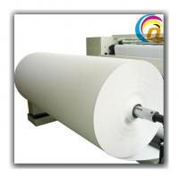 """Quality MS-JP3 Non-curl 63"""" Fast Dry Sublimation Paper Roll for Textile(30gsm) for sale"""