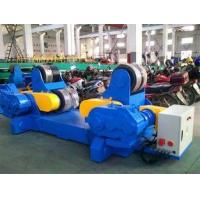 Quality CE Rubber Automatic Pipe Rotators for Welding 47 - 255 Inches Diameter Pipe for sale
