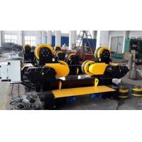 Quality 60T Movable Welding Roller Stands For Pressure Vessels / Tanks / Boilers Turning Welding for sale