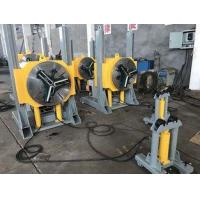 Quality Hydraulic Height Adjustment Pipe Welding Positioners Automatic Lift Chuck Positioner for sale