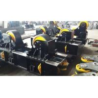 Quality Hydrulic Fit Up Welding Rotator Pipe Stand Roller 60T For Automatic Circle Seam Welding for sale