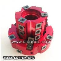 China Adjustable CNC Tenoning Cutterhead Tenon Cutter Heads with Indexable Inserts on sale