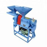 China Mobile rice mill with 2.2kW 220V motor on sale