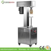 China Manual Plastic Bottle Capper Machinery Capping Machine for Glass Bottle Cap on sale