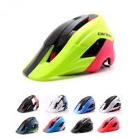 China mountain bike riding helmet superlight breathable bicycle helmet for sale
