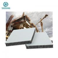Quality Adjustable Hollow Plastic Concrete Formwork For Construction for sale