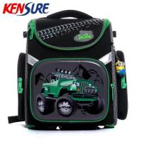 Quality 4x4 Car Style Black Cool Book Bag For Little Boy KSH15 for sale