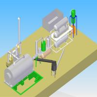 Buy cheap Oil Sludge Refining Plant from wholesalers