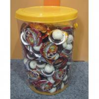 China Chocolate NO.C026-1 Choco with Popping Candy Jar 5g*180g*12jars on sale