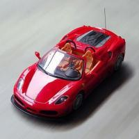 Quality 1:20 Scale RC Toy Car Licensed Ferrari F430 Spider for sale
