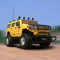 Buy cheap Radio-controlled Hummer from wholesalers